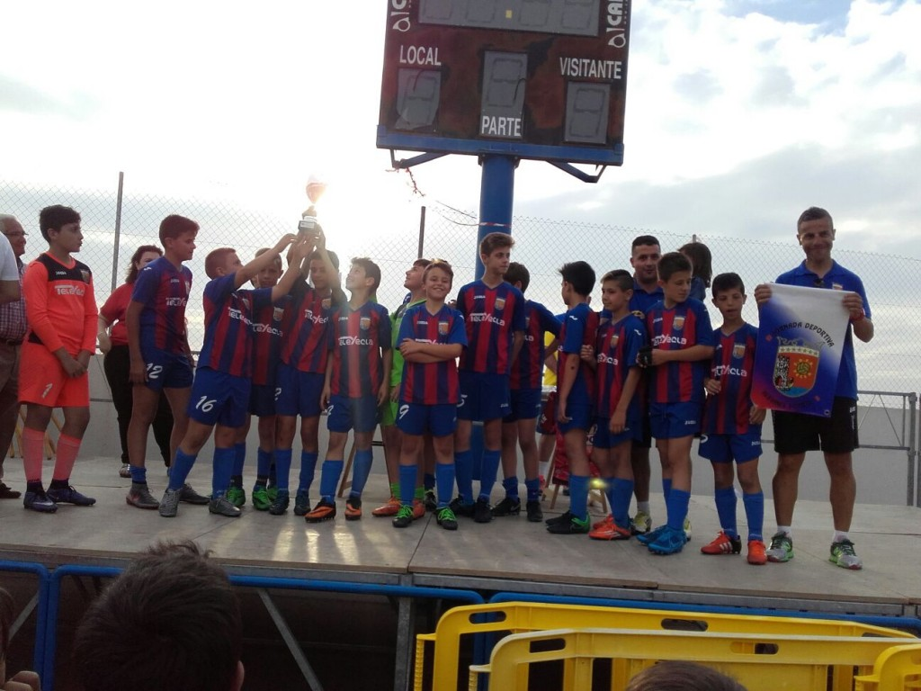 Alevin A - Torneo 08