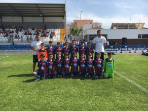 Alevin B - Torneo Santa Pola 05