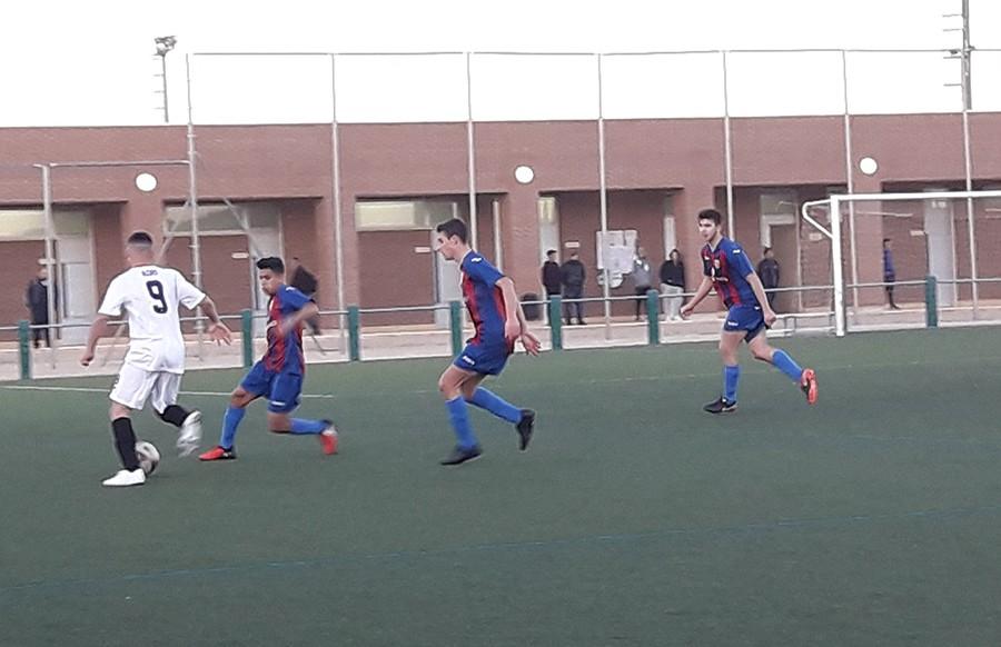 Juvenil A - At Torreño