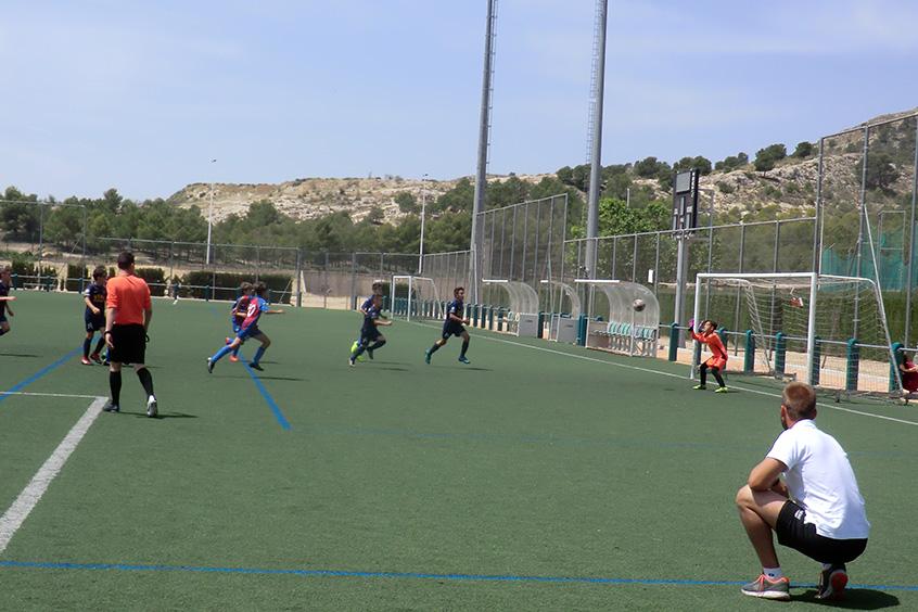 Alevin A - UCAM Murcia