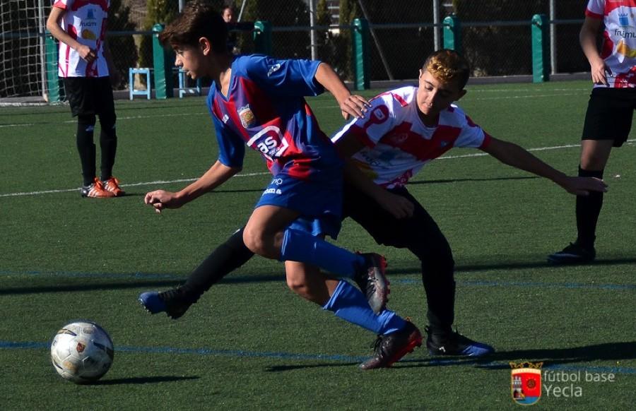 Cadete B - Muleño 09