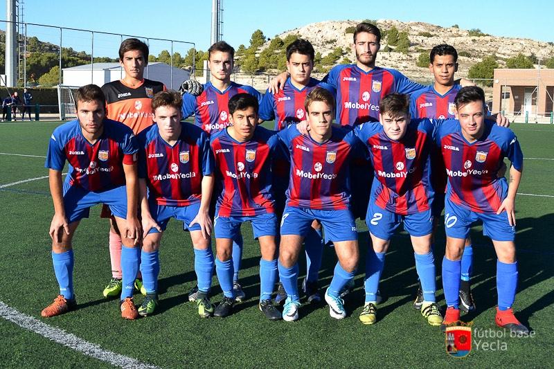 Juvenil A - Puente Tocinos 03