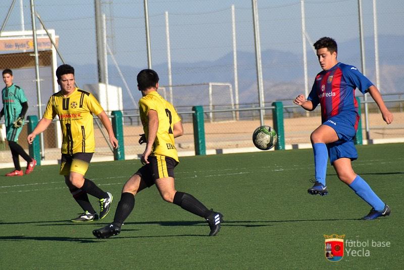 Juvenil A - Puente Tocinos 07