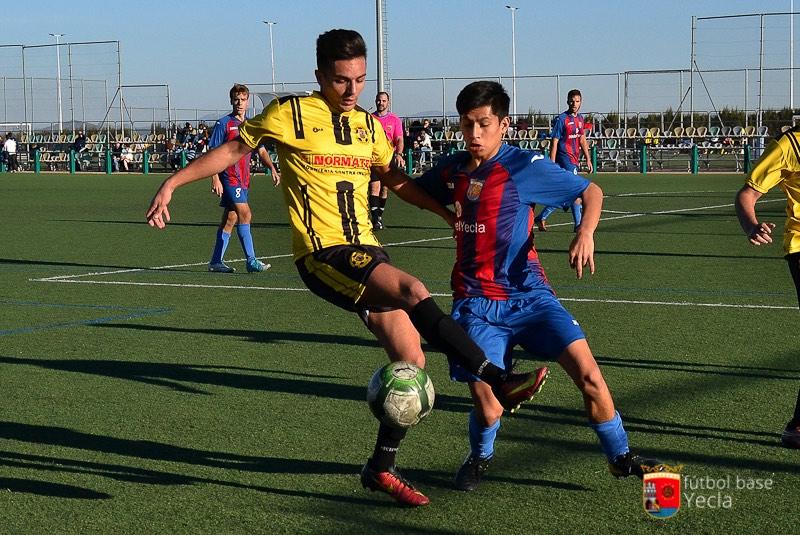 Juvenil A - Puente Tocinos 10