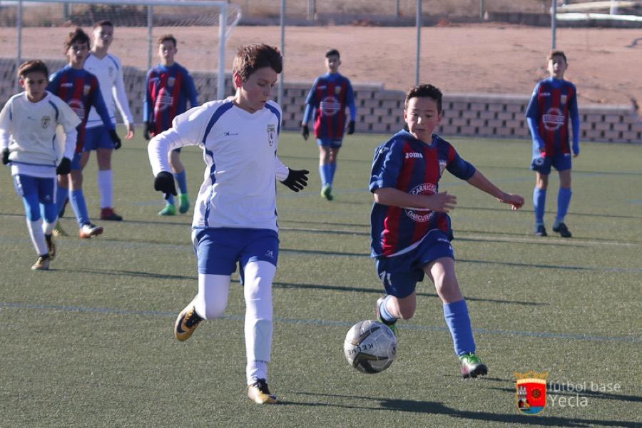Infantil B - FB Calasparra 04