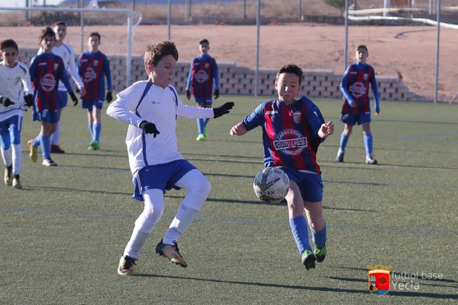 Infantil B - FB Calasparra 05