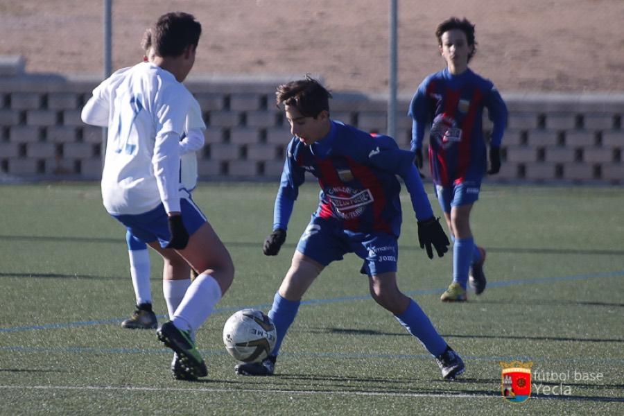 Infantil B - FB Calasparra 06