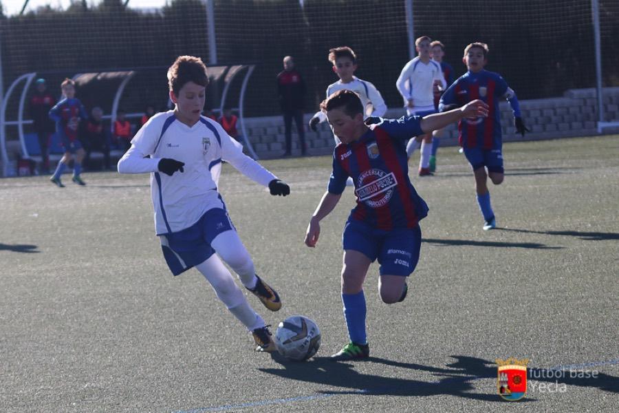Infantil B - FB Calasparra 09