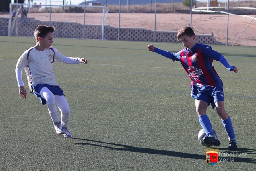 Infantil B - FB Calasparra 10