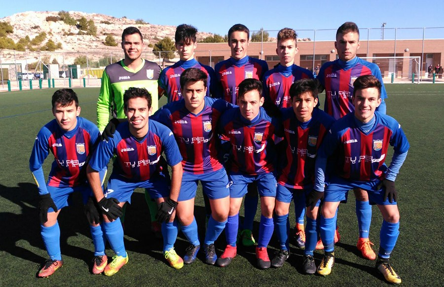Juvenil B - At Torreño