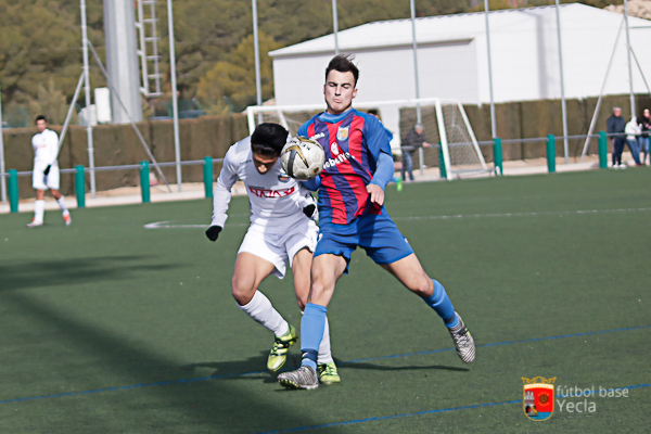 Juvenil A - UD Caravaca 10