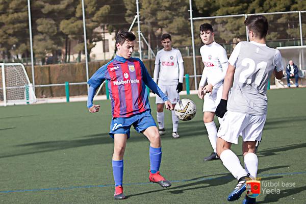 Juvenil A - UD Caravaca 15