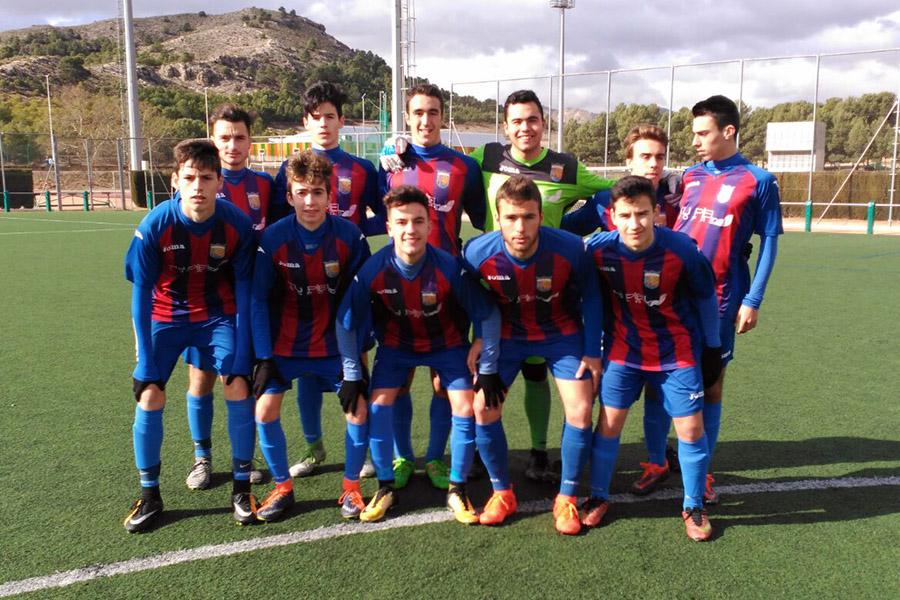 Juvenil B - EF San Miguel-UCAM B 25