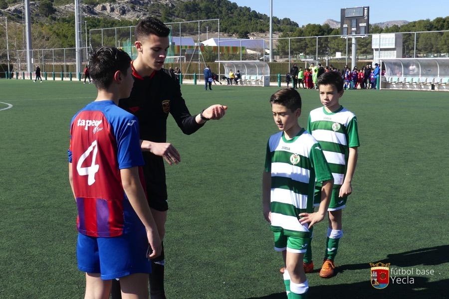Alevin A - UD Los Garres 05
