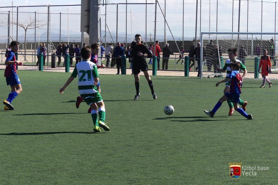 Alevin A - UD Los Garres 06