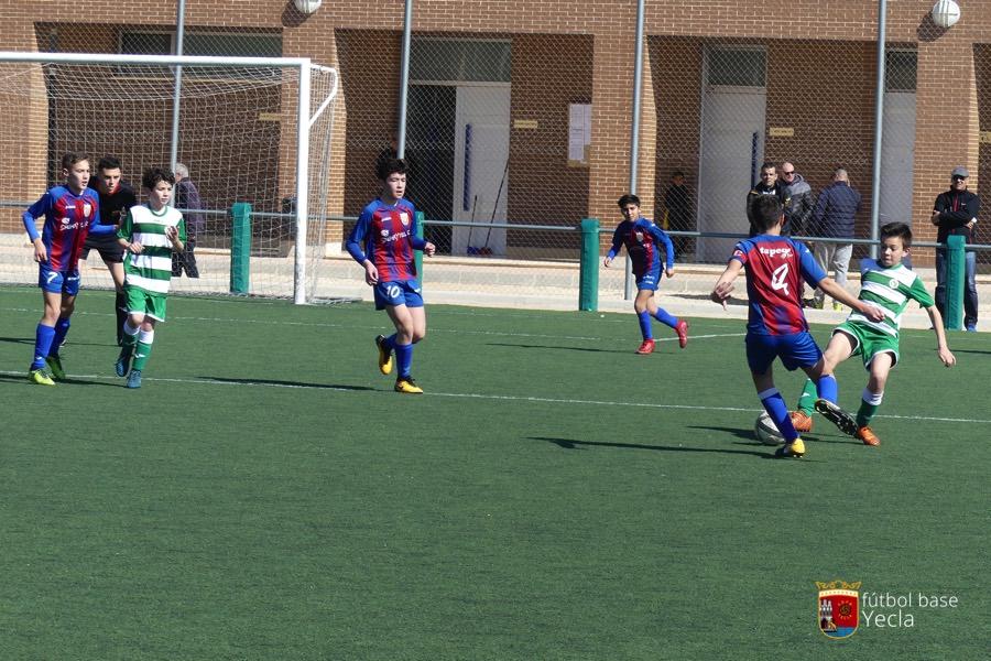 Alevin A - UD Los Garres 07