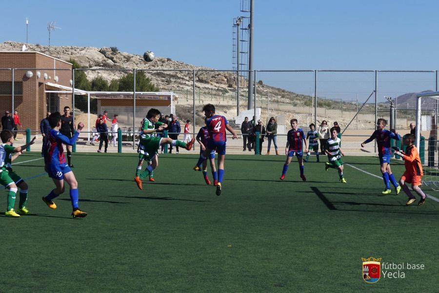 Alevin A - UD Los Garres 08