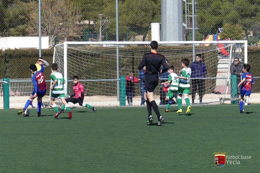 Alevin A - UD Los Garres 09
