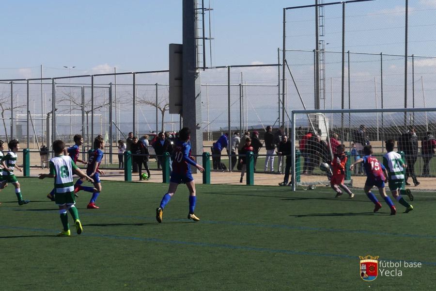 Alevin A - UD Los Garres 10