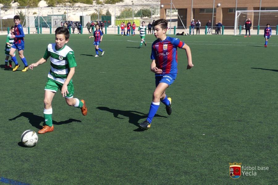 Alevin A - UD Los Garres 11