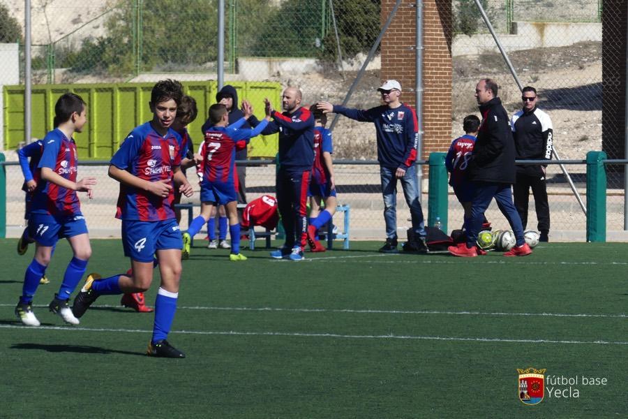 Alevin A - UD Los Garres 12