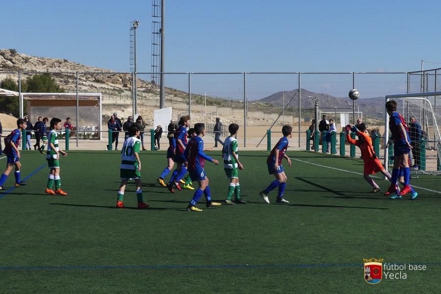 Alevin A - UD Los Garres 13