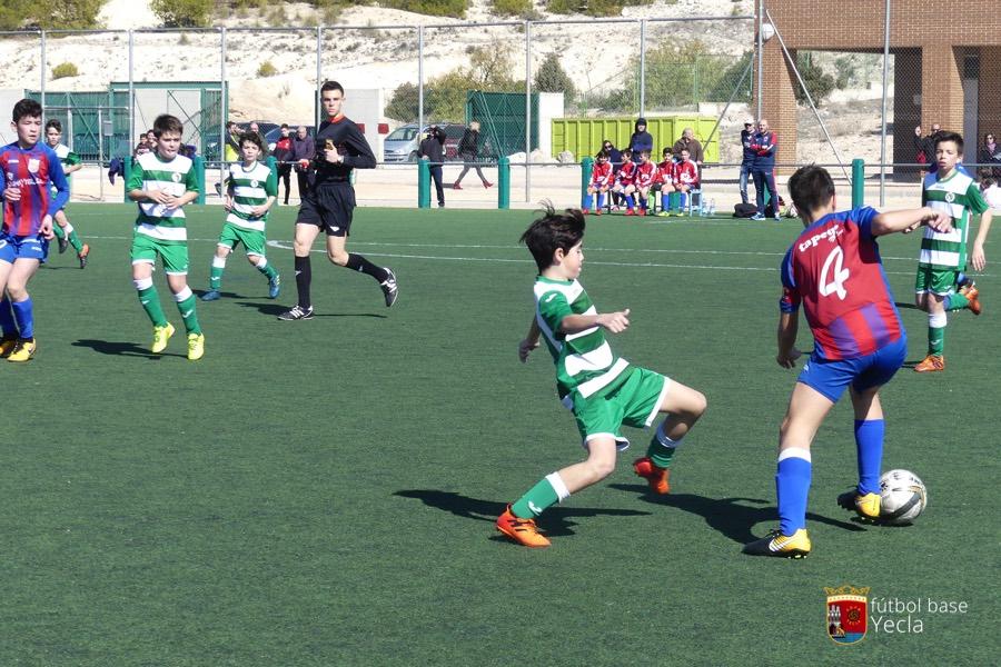 Alevin A - UD Los Garres 14