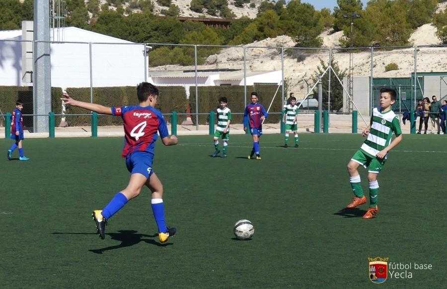 Alevin A - UD Los Garres 15
