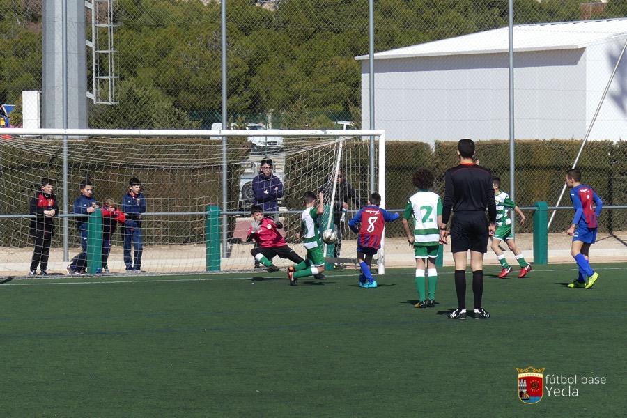 Alevin A - UD Los Garres 18