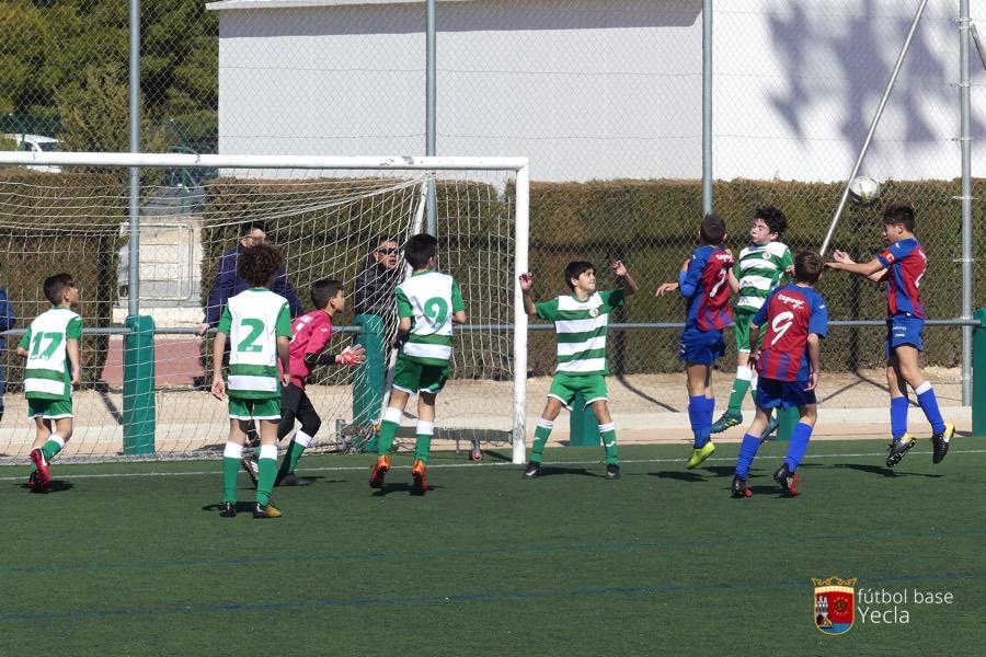 Alevin A - UD Los Garres 19