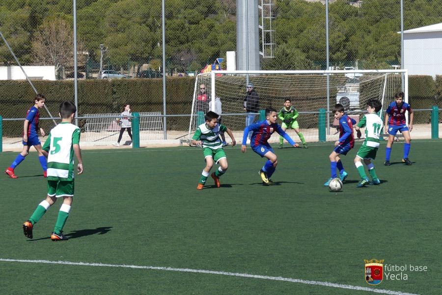 Alevin A - UD Los Garres 20