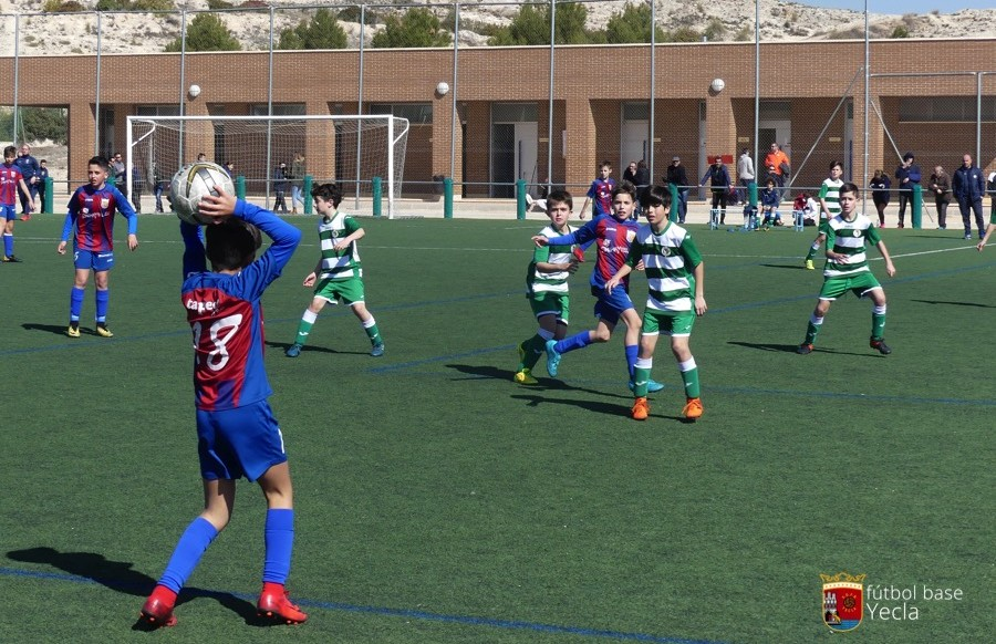 Alevin A - UD Los Garres 22
