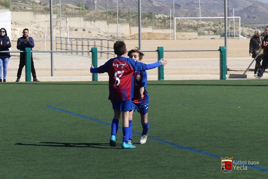 Alevin A - UD Los Garres 23