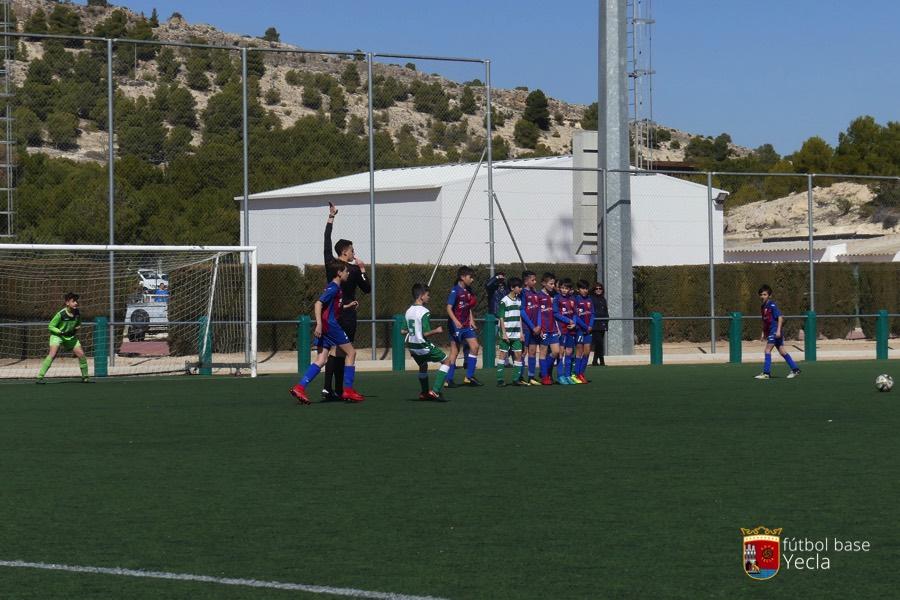 Alevin A - UD Los Garres 24
