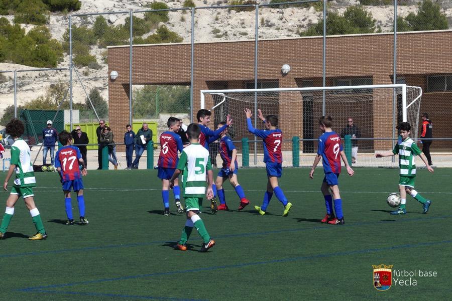 Alevin A - UD Los Garres 29