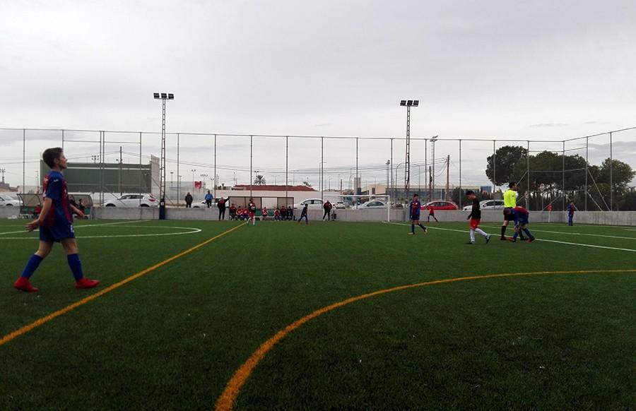 At Torreño - Alevin A