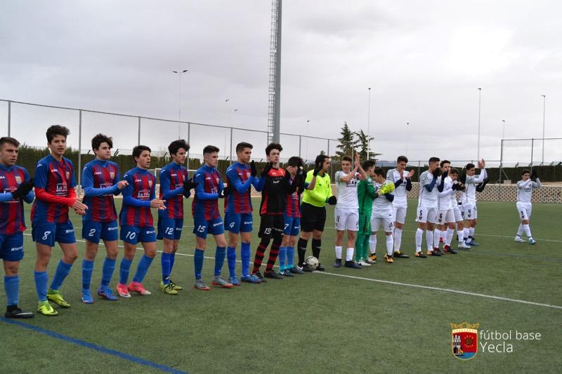 Cadete A - UCAM Murcia 01
