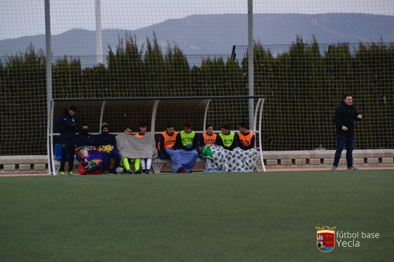 Cadete A - UCAM Murcia 05