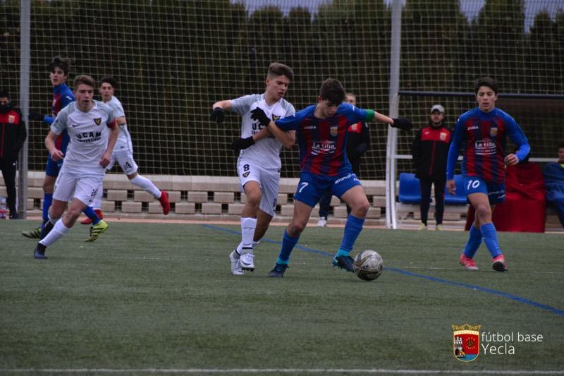 Cadete A - UCAM Murcia 07