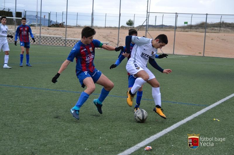 Cadete A - UCAM Murcia 09