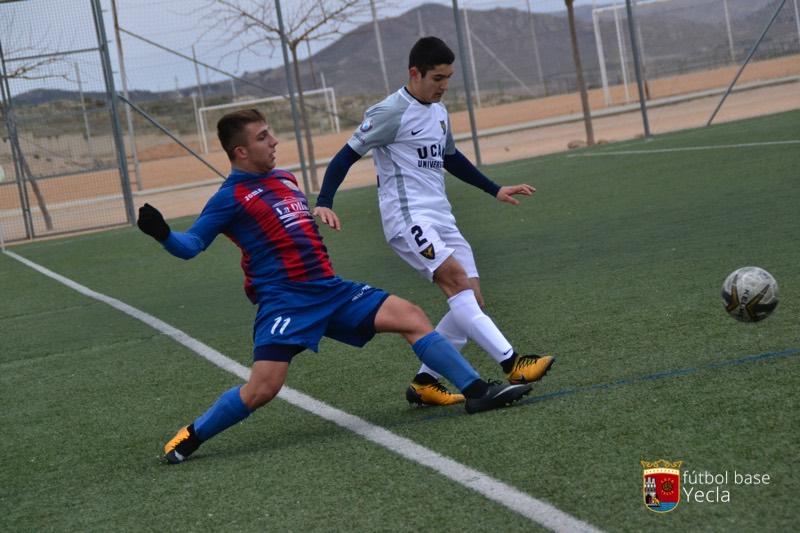 Cadete A - UCAM Murcia 12