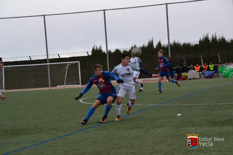 Cadete A - UCAM Murcia 15