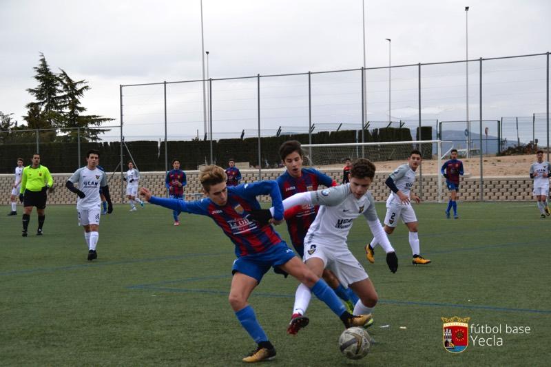Cadete A - UCAM Murcia 16