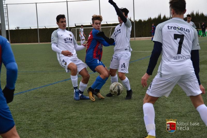 Cadete A - UCAM Murcia 17