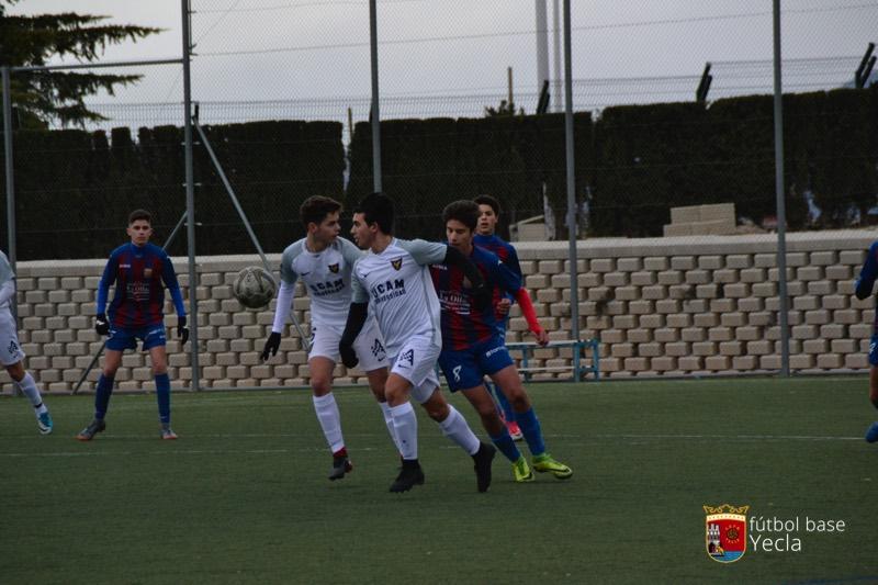Cadete A - UCAM Murcia 18