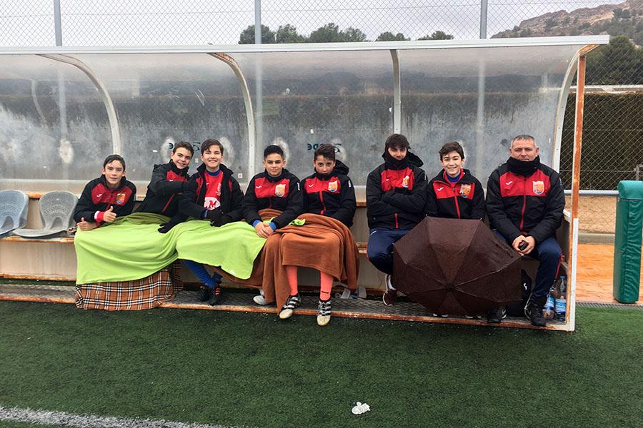Infantil A - Lorca CFB 01