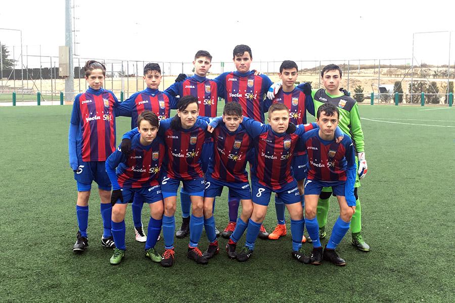 Infantil A - Lorca CFB