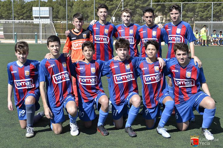 Cadete B - Bullas Deportivo 04
