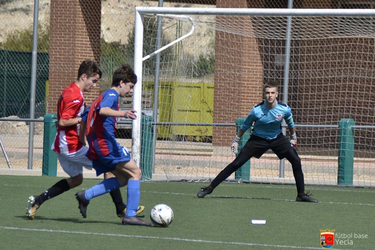 Cadete B - Bullas Deportivo 16