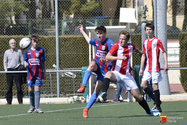 Cadete B - Bullas Deportivo 21